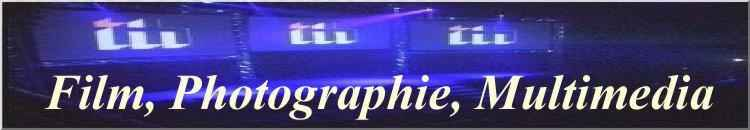 Banner Film, Photographie, Multimedia